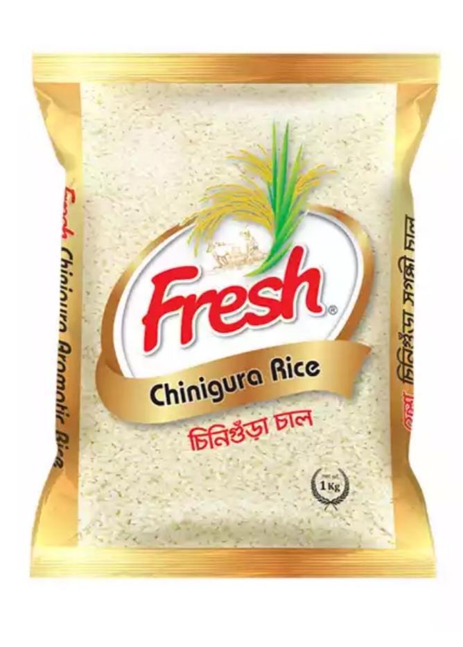 Fresh Chinigura Rice