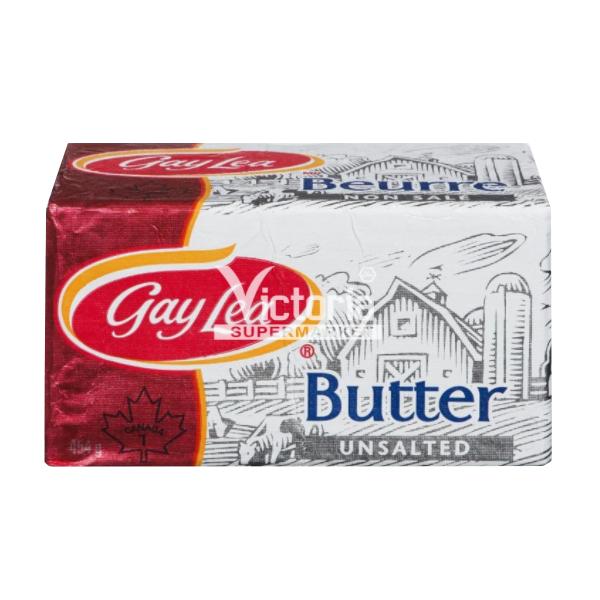 Gaylea Unsalted Butter 454g