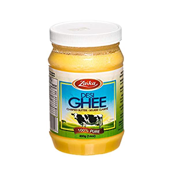 Zaika Desi Ghee Clarified Butter 400g