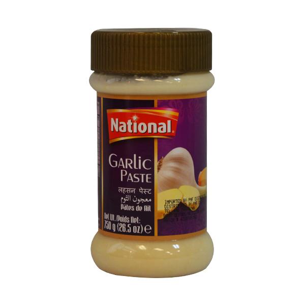 national garlic paste