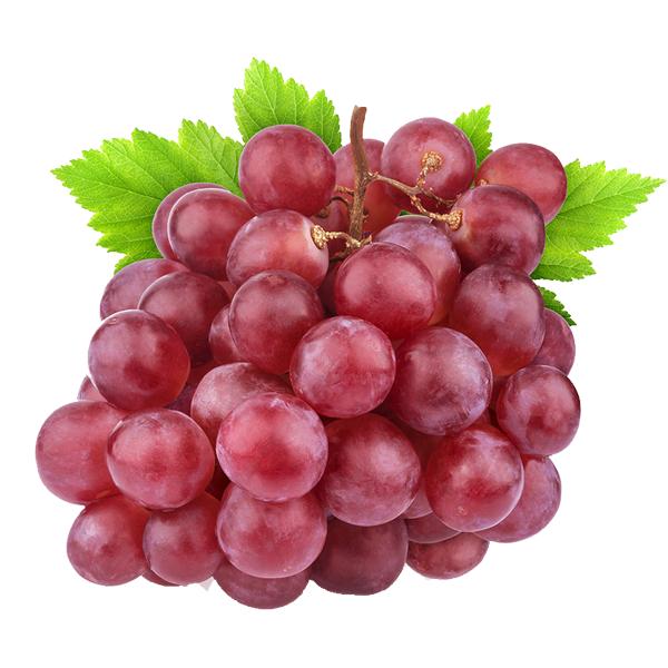 Grapes Red (Bag) 2 Lb