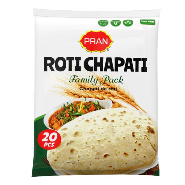 Pran Chapati 20 Pack