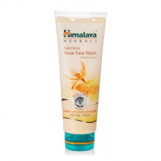 Himalaya Fairness Kesar Facewash