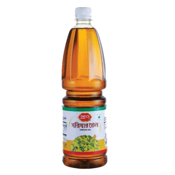 Pran Mustard Oil 500 ml