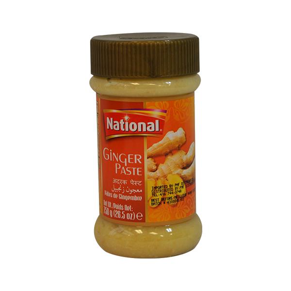 national ginger paste