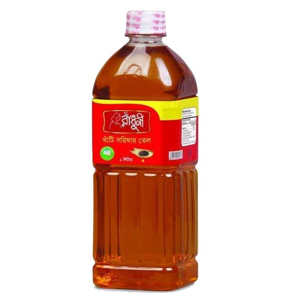 Radhuni Mustard Oil 1L