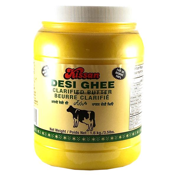Kissan Clarified Butter Desi Ghee 908g