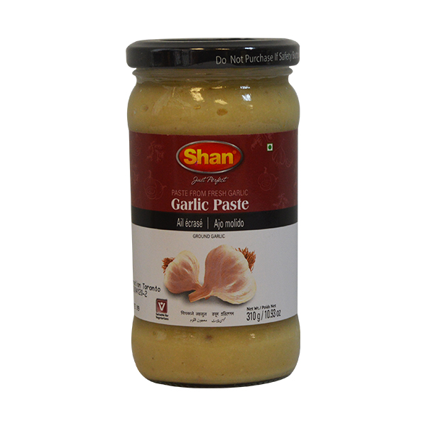 shan garlic paste