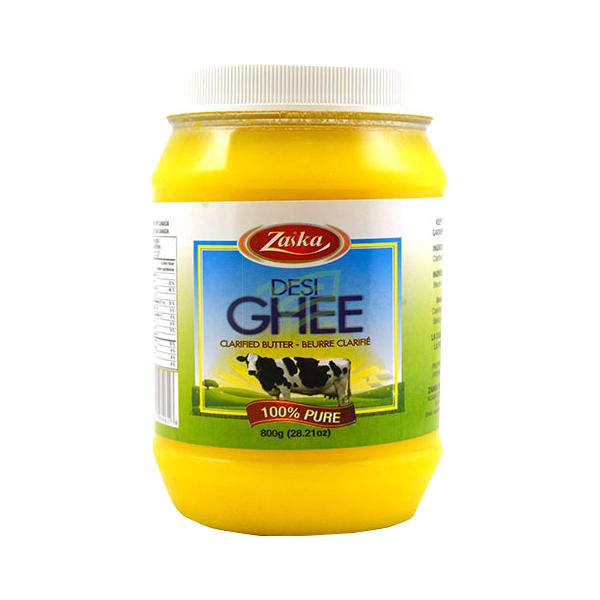 Zaika Desi Ghee Clarified Butter 800g