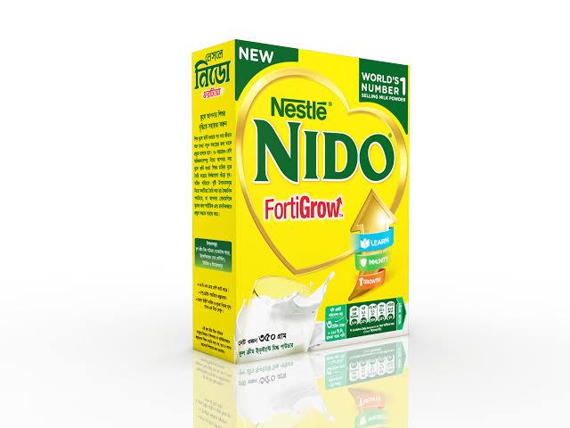 Nestle NIDO Fortigrow Milk Powder BIB
