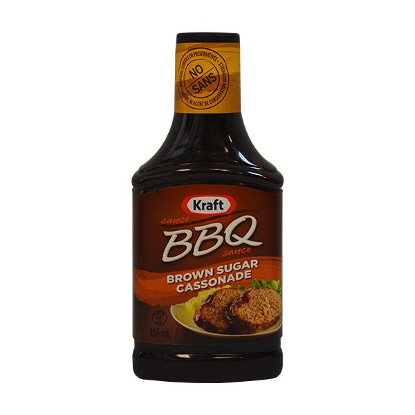 craft bbq sauce brown