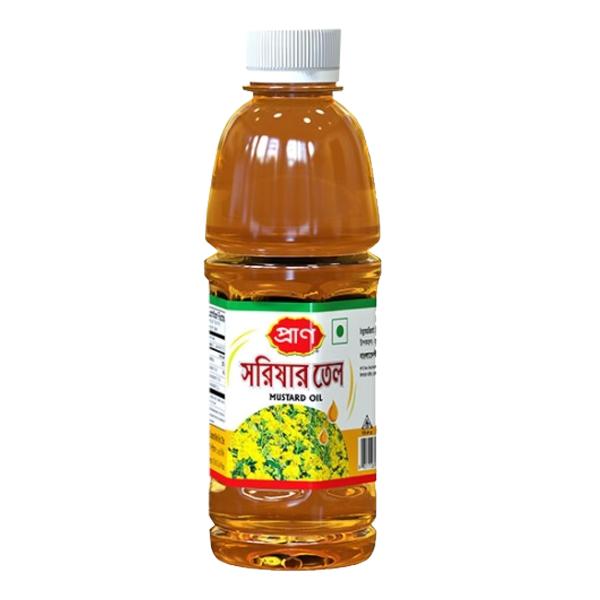 Pran Mustard Oil 250 ml Save $0.50
