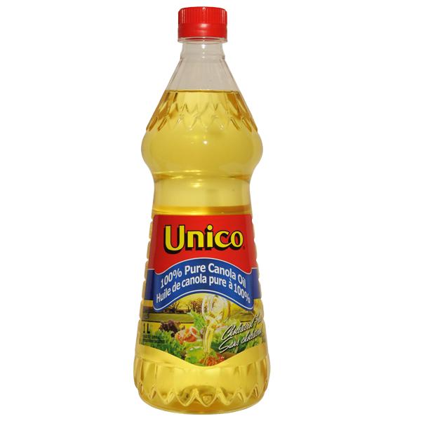 Unico Pure Canola Oil 1L
